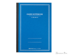 ProFolio Oasis Notebook - B5, Sky