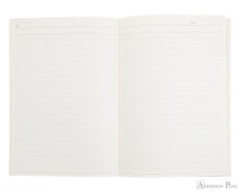 ProFolio Oasis Notebook - A5, Wintergreen - Open