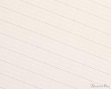 ProFolio Oasis Notebook - A6, Wintergreen - Page Closeup