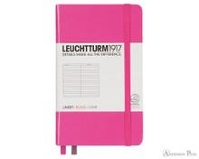 Leuchtturm1917 Notebook - A6, Lined - New Pink