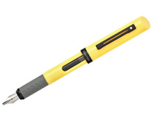 Sheaffer Calligraphy Maxi Kit - Black, Yellow, Blue - Yellow Posted