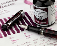 Rohrer & Klingner Alt-Bordeaux Ink (50ml Bottle) - thINK Thursday with Aurora Optima