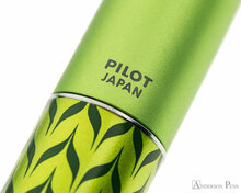 Pilot Metropolitan Fountain Pen - Retro Pop Green - Imprint
