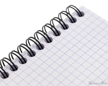 Rhodia No. 16 Wirebound Notebook - A5, Graph - Black perforations