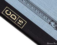 APICA CD15 Notebook - B5, Lined - Light Blue binding