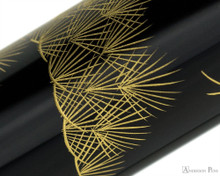 Namiki Chinkin Fountain Pen - Pine Tree - Pattern