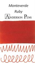 Monteverde Ruby Ink Color Swab