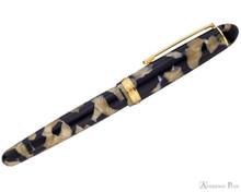 Platinum 3776 Celluloid Fountain Pen - Calico - Profile