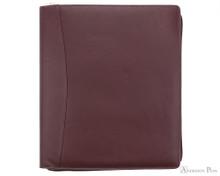 Girologio 48 Pen Case - Brown Leather