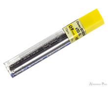 Pentel Super Hi-Polymer HB Lead - 0.9mm - 15 Pieces
