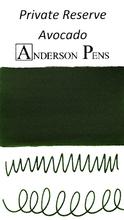 Private Reserve Avocado Ink Sample (3ml Vial)