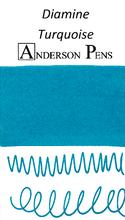 Diamine Turquoise Ink Sample (3ml Vial)