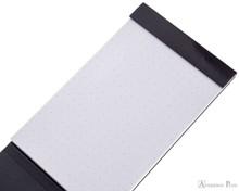Rhodia Pocket Notepad - 3 x 4.75, Dot Grid - Black dot detail