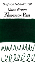 Graf von Faber-Castell Moss Green Ink Color Swab