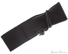Taccia Kimono Chirimen Pen Wrap - Single, Black