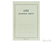 Life Kappan Notebook - A5 (6 x 8), Lined Paper
