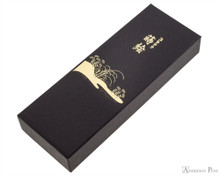 Platinum Classic Maki-e Fountain Pen - Crane and Mt. Fuji - Box