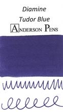 Diamine Tudor Blue Ink Sample (3ml Vial)