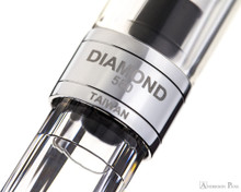 TWSBI Diamond 580 Fountain Pen - Clear
