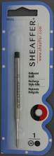 Sheaffer Ballpoint Refill - Black, Medium