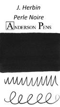 J. Herbin Perle Noire Ink Color Swab
