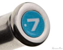 Pentel GraphGear 1000 Automatic Drafting Pencil (0.7mm) - Blue - Cap Top