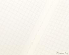 Kobeha Graphilo Notebook - A5, Graph - Gray graph detail