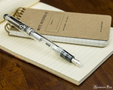 Pilot Custom 74 Fountain Pen - Clear - Posted on Notebook