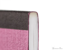 ProFolio Petite Journal - Small, Berry - Binding