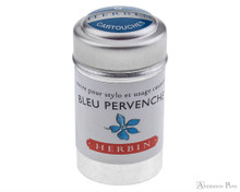 J. Herbin Bleu Pervenche Ink Cartridges (6 Pack)