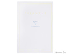 Clairefontaine Triomphe Tablet - A4, Lined - White