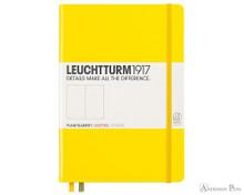 Leuchtturm1917 Notebook - A5, Dot Grid - Lemon