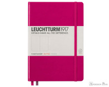 Leuchtturm1917 Notebook - A5, Dot Grid - Berry