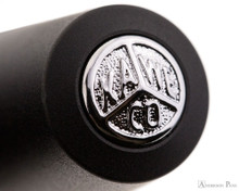 Kaweco AL Sport Fountain Pen - Black - Cap Jewel
