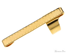 Fisher Slide-On Clip - Gold Plated