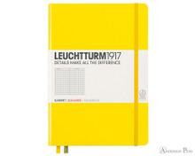 Leuchtturm1917 Notebook - A5, Graph - Lemon