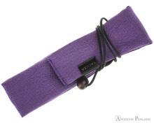 Taccia Kimono Chirimen Pen Wrap - Single, Lilac