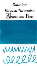 Diamine Havasu Turquoise Ink Sample (3ml Vial)