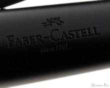 Faber-Castell e-motion Fountain Pen - Pure Black