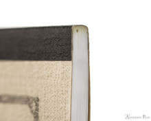 ProFolio Petite Journal - Medium, Cream - Binding