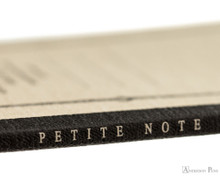 ProFolio Petite Journal - Medium, Cream - Side Binding