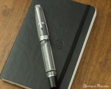 TWSBI Vac Mini Fountain Pen - Smoke