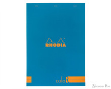Rhodia No. 18 Premium Notepad - A4, Lined - Turquoise