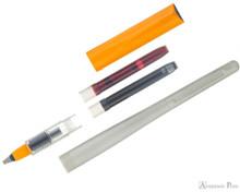 Pilot Parallel Calligraphy Pen - 2.4mm, Orange Set - Parted Out