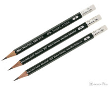 Faber-Castell 9000 Perfect Pencil Refill - 3 Pack