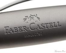 Faber-Castell Essentio Rollerball - Polished Grey - Imprint