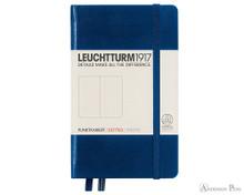 Leuchtturm1917 Notebook - A6, Dot Grid - Navy