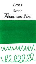 Cross Green Ink Sample (3ml Vial)