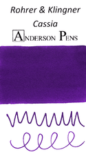 Rohrer & Klingner Cassia Ink Color Swab