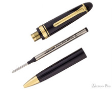 Sailor 1911 Large Ballpoint - Black with Gold Trim - Parted Out